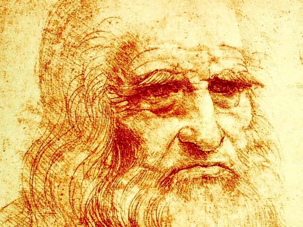 Il Maestro Leonardo in visita a Cesenatico