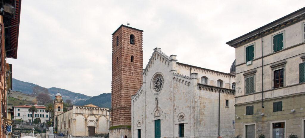 Vista di Pietrasanta