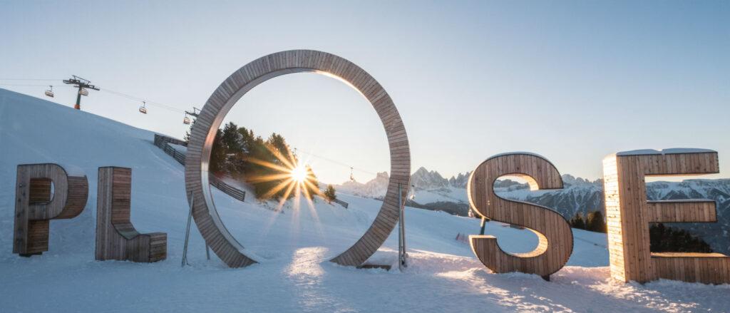 Comprensorio sciistico Plose - per gli appassionati deli sport invernali.