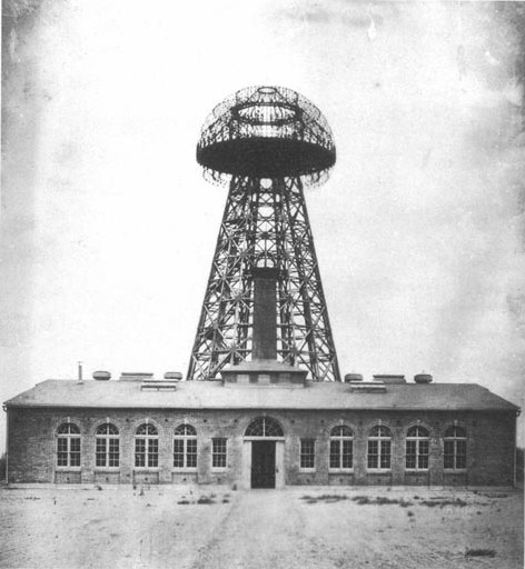 Torre di Tesla, Wardenclyffe Tower