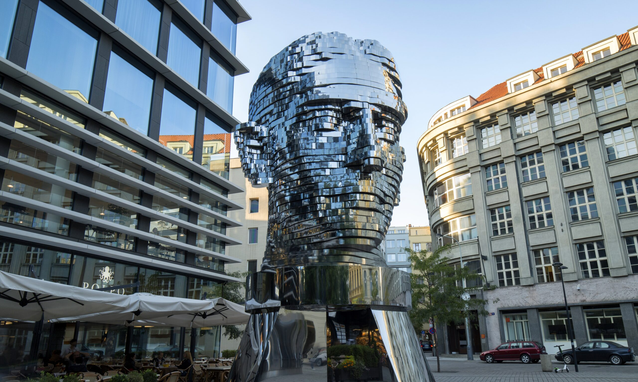 Visitare Praga e Kafka