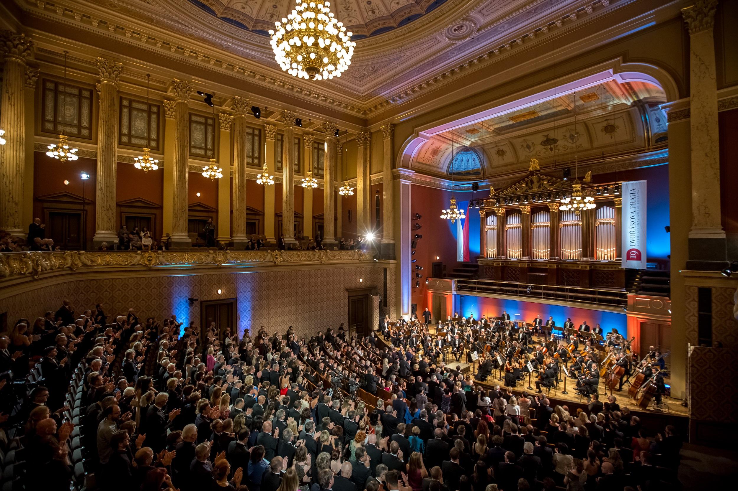 Visitare Praga musicale