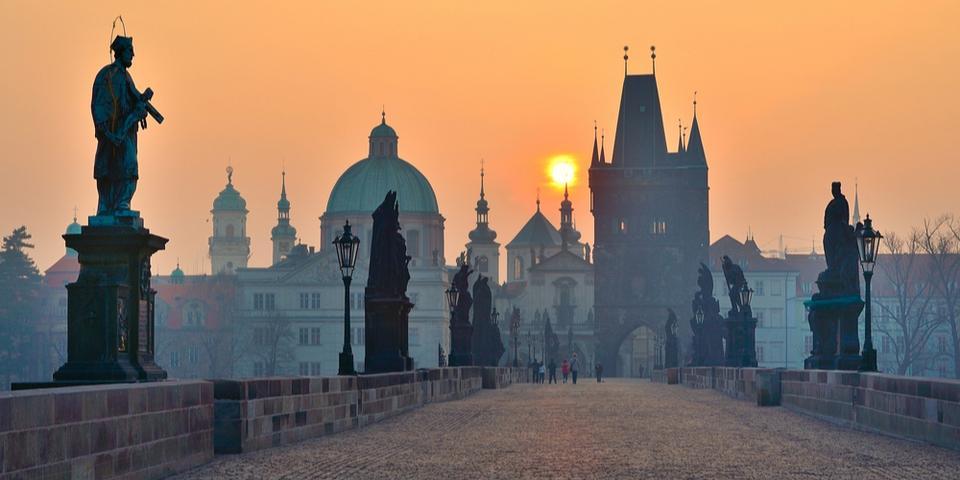 Visitare Praga misteriosa
