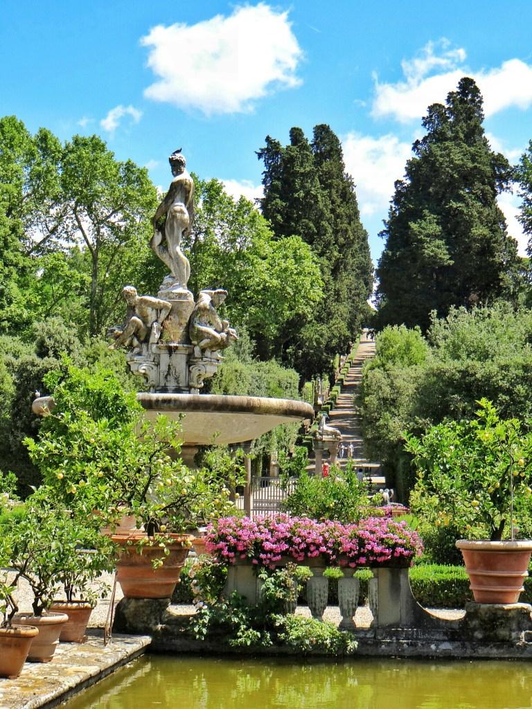 giardini di Firenze_Boboli