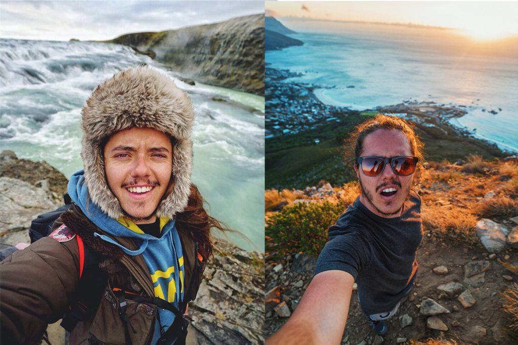 Human Safari, Content Creator digitale famoso nel Travel vlogging