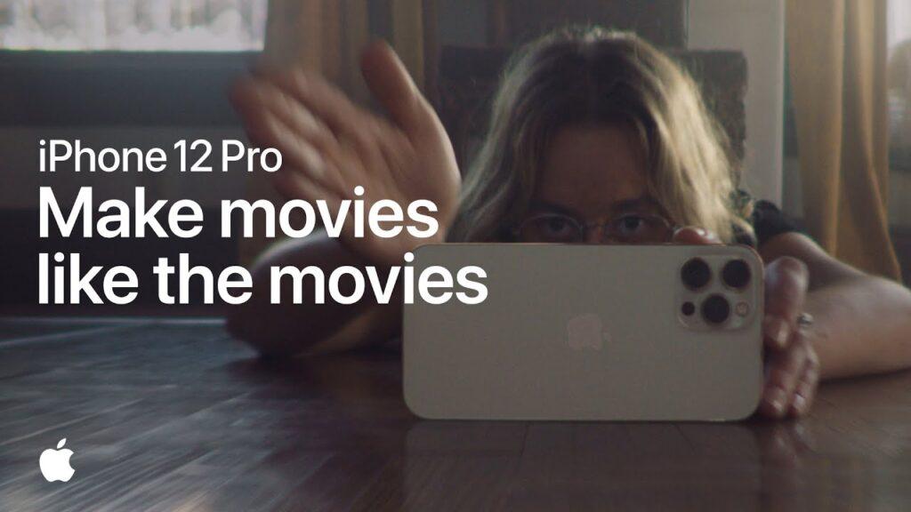 Iphone 12 pro, dedicato ai content creator