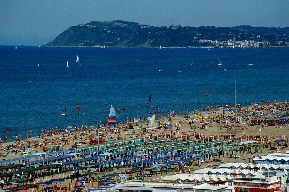 Rimini meta di vacanze estive