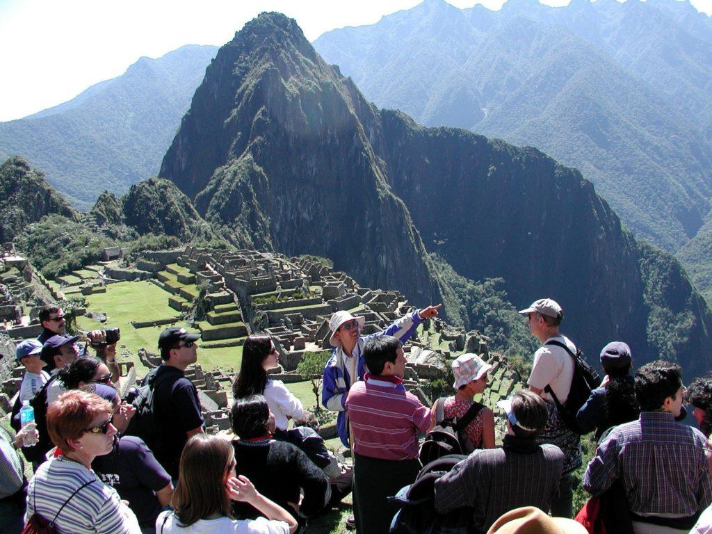 Tour organizzato con guida locale a Machu Pichhu