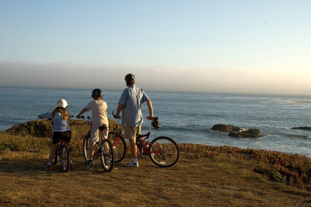 Itinerario in bici per un turismo sostenibile