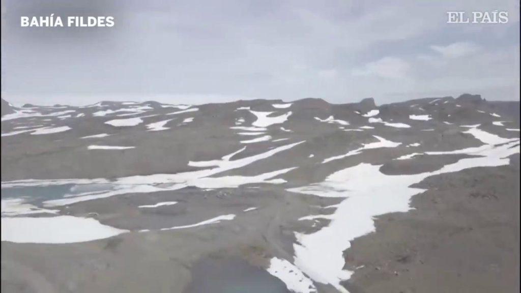 L'Antartide: il Polo Sud in ginocchio.